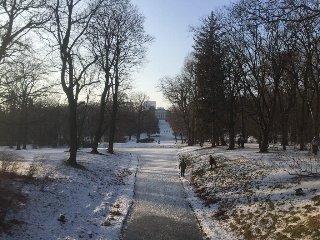 Warsaw Park 3