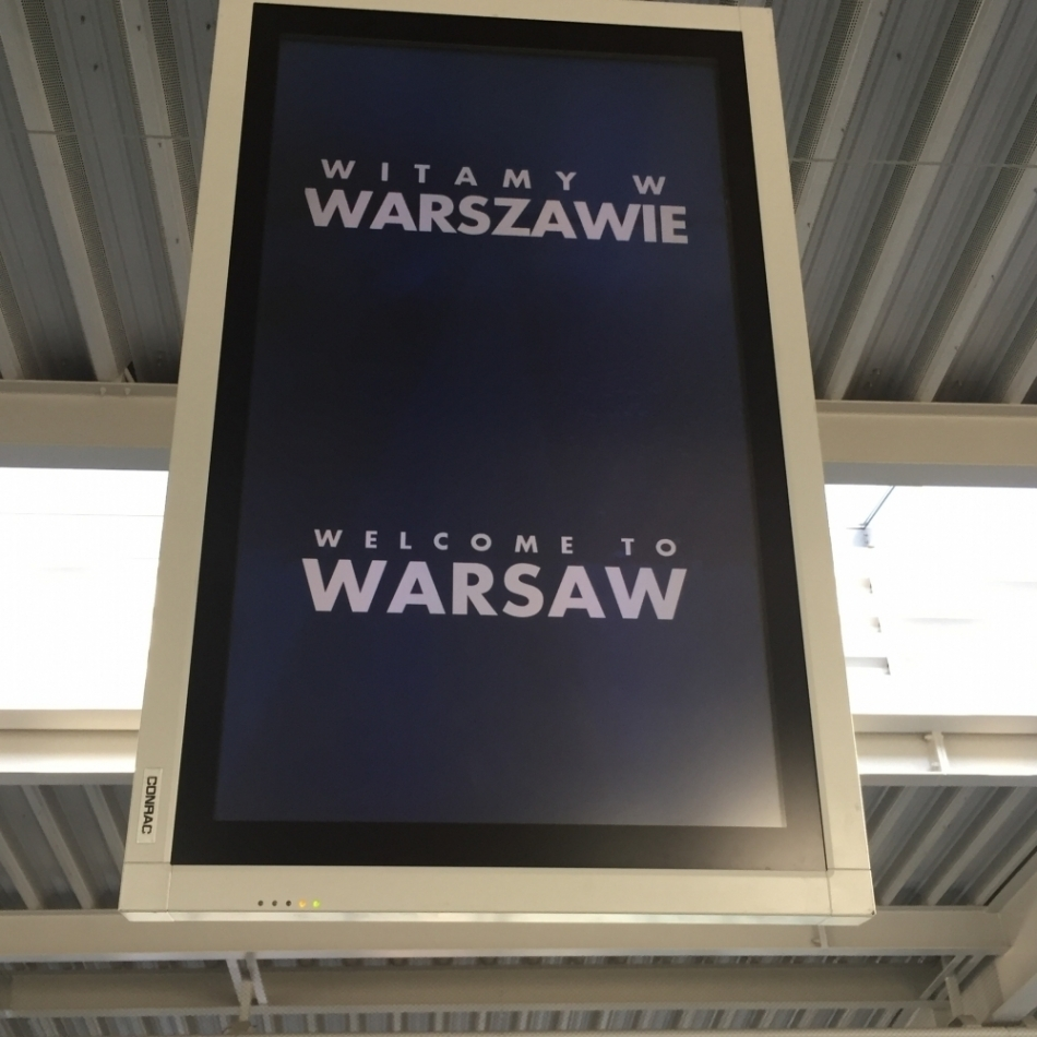 Warsaw Welcome