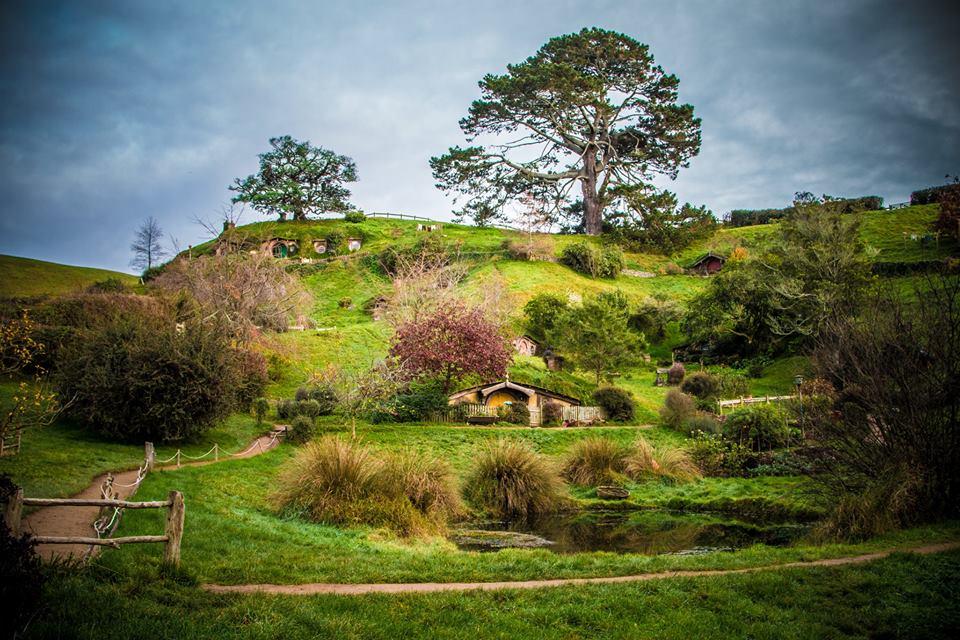 hobbiton village