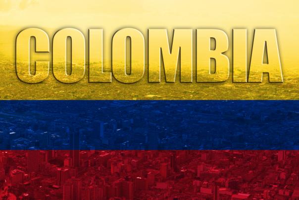Colombia Cityscape